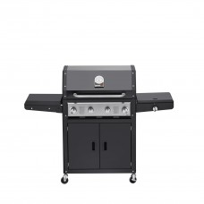 Grand Hall Gasbarbecue | Xenon 4 black