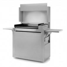 Forge Adour Onderstel | Inox Chariot Premium 75 Plancha