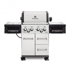 Broil King Gasbarbecue | Imperial 490 inox