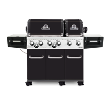 Broil King Gasbarbecue | Regal 690 Zwart