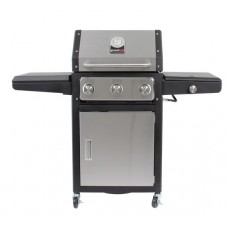 gasbarbecue Grand Hall xenon 3 met zijbrander