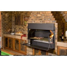 HomeFire Houtskool Barbecue | Braai Built-In 1000