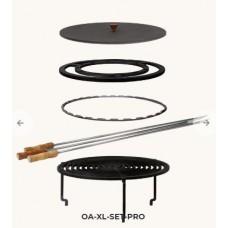 Ofyr xl grill accessoire set pro