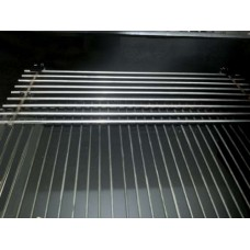 "Oklahoma Joe grill inox rooster set 16""special"