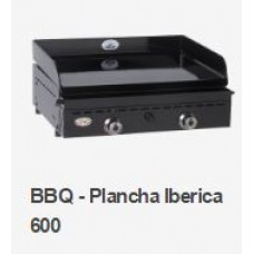 gasbarbecue plancha iberica 600 email zwart forge adour