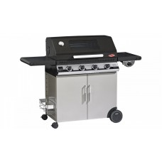 gasbarbecue Beefeater Discovery email 4 bnr (1100e) met trolley