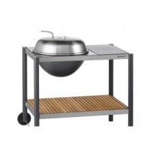 Dancook Houtskool Barbecue | 1501 met Teak