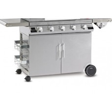 gasbarbecue Beefeater Discovery trolley voor inox 5 bnr (1100s)