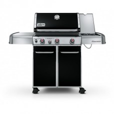 gasbarbecue Weber Genesis E-330 GBS System Edition zwart