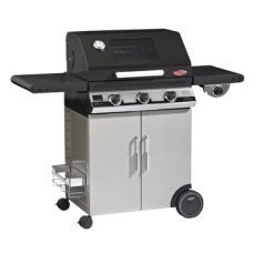 Beefeater Gasbarbecue | Discovery 1100e 3brander Email met Trolley