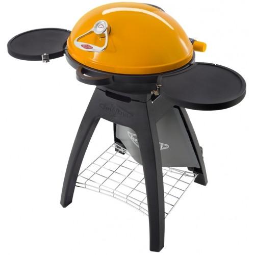 Gasbarbecue beefeater bugg met trolley - Plancha trolley gas met deksel ...