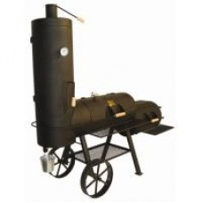 houtbarbecue Oklahoma Joe 16 Chuckwagon traditional 3 mm