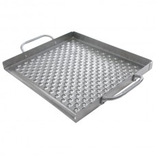 Broil King Bakplaat | Inox, Geperforeerd