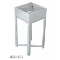 oneQ Leg inox