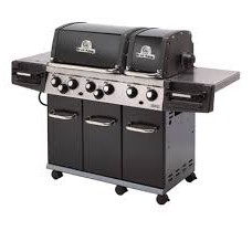 Broil King Gasbarbecue | Imperial 690 Zwart