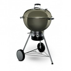 houtskool barbecue Weber Master-Touch GBS System Edition Smoke Grey