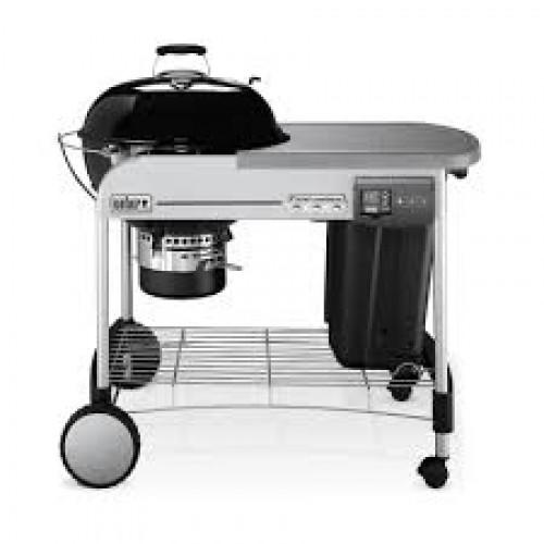 Houtskool Bbq Weber.Weber Houtskool Barbecue Performer Premium Deluxe Gbs
