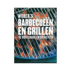 Weber \'Weber\'s barbecueën en grillen met houtskool en briketten\'