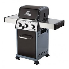 gas barbecue Broil King baron 340