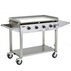 gasbarbecue Beefeater Clubman 4 brander inox