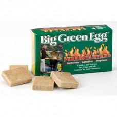 Big green egg aanmaakblokjes
