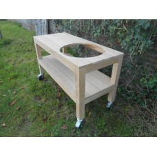 Big Green Egg Tafel met Onderstel | Large Barbecue