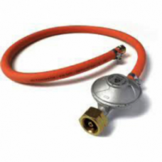 oneQ Gas hose en regulator 30mbar