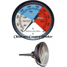 Oklahoma Joe Side Thermometer