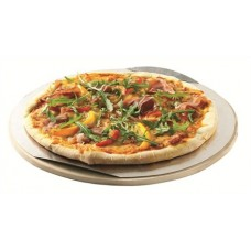 Weber pizzasteen klein en rond